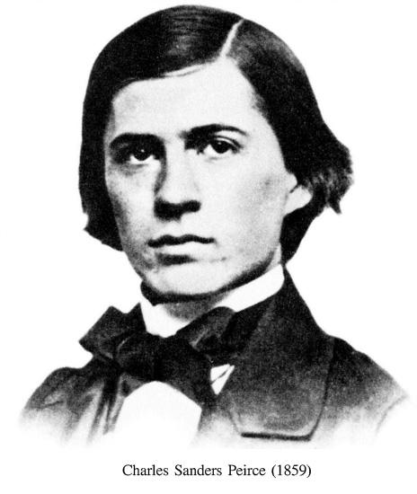 Charles Sanders Peirce (1859)