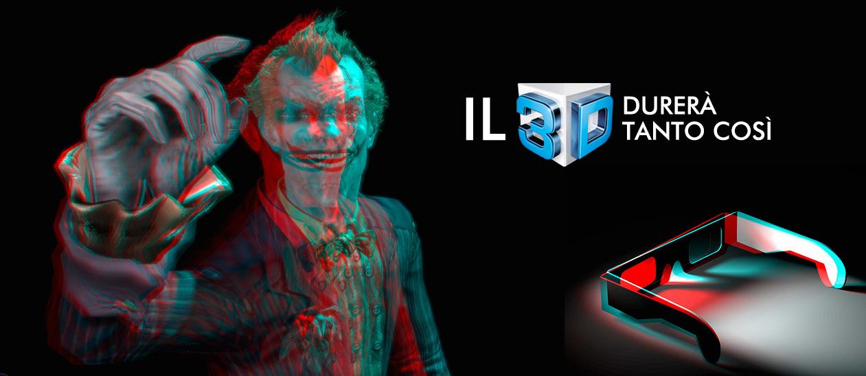 Il 3D ha vita breve