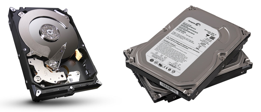 HDD Seagate Barracuda