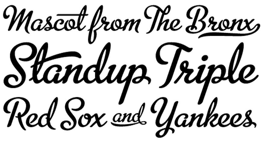 Estremamente L'importanza del font nella comunicazione visiva - Graphbabs Blog PG52
