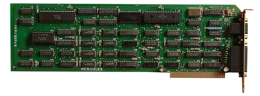 Hercules Graphics Card