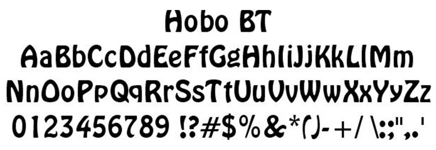 Favorito L'importanza del font nella comunicazione visiva - Graphbabs Blog JQ37