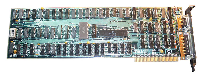 IBM Monochrome Display Adapter