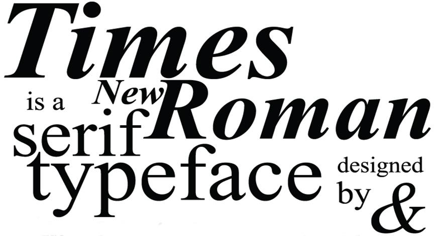 times new roman ttf download