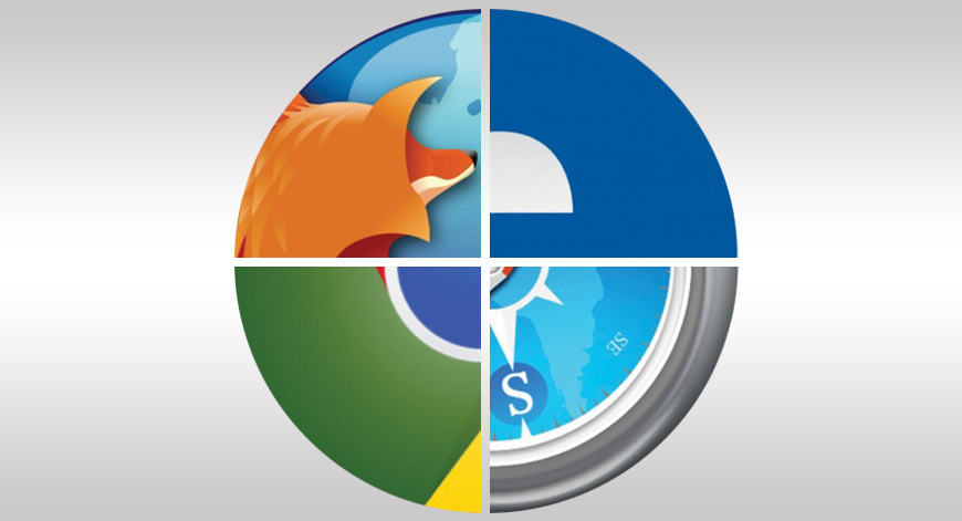Chrome vs IE vs Safari vs Firefox