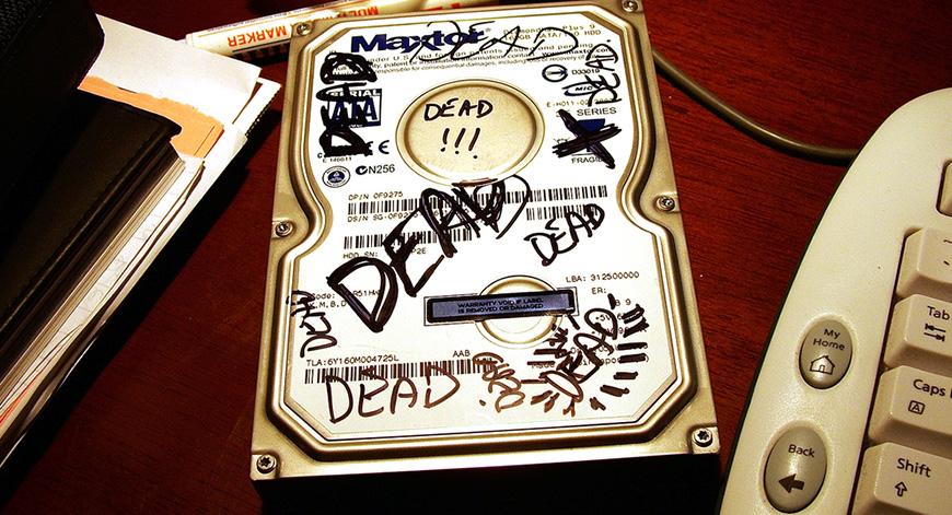 HDD death