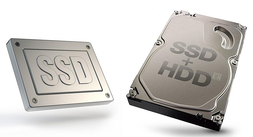 SSD SSHD
